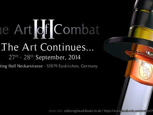 Art of Combat III